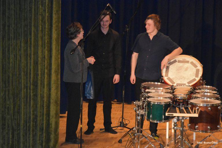 Concert in Cultural Centre Trebnje, Slovenia